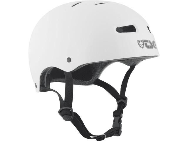 TSG Skate/BMX Injected Color Helmet Herren injected white